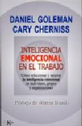 Inteligencia emocional en el trabajo: como seleccionar y merojar la inteligencia emocional en individuos, grupos y organizaciones