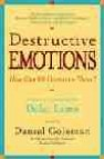 Destructive emotions: how can we overcome them? (a scientific dia loghe with the dalai lama)