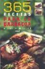 365 recetas para la barbacoa
