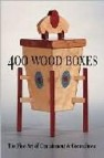 400 wood boxes: the fine art of containment and concealment