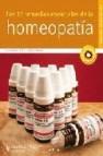 Los 11 remedios esenciales de la homeopatia