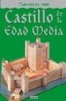 Castillo de la edad media: construye este