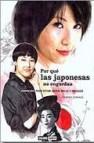 Por que las japonesas no engordan: consejos para estar joven, bel la y delgada