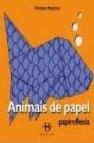 Animais de papel. papiroflexia