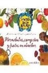 Mermeladas, compotas y frutas en almibar