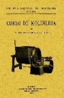 Curso de molineria (ed.facsimil)