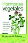 Hormonas vegetales: tratamiento de enfermedades del sistema endoc rino