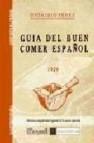 Guia del buen comer español