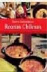 Recetas chilenas (tesoros gastronomicos)