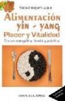 Alimentacion yin yang: placer y vitalidad