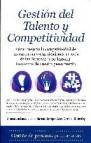 Gestion del talento y competitividad
