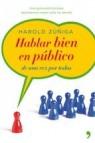 Hablar bien en pãšblico (ebook)