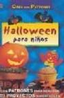 Halloween para niã'os (crea con patrones)