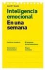 Inteligencia emocional en una semana (ebook)