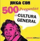 Juega con 500 preguntas de cultura general