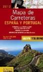 Mapa de carreteras de espaã'a y portugal 2012 (1:340000) (mapa tou ring)