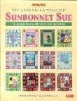Un aã'o en la vida de sunbonnet sue: 12 pequeã'os quilts con sus pa trones